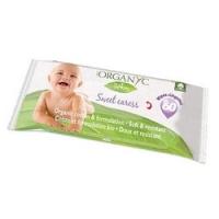 Organyc - Детские влажные салфетки, 60 шт