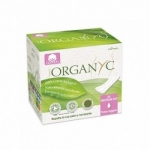 Фото Organyc - Прокладки на каждый день в индивидуальной упаковке, 24 шт