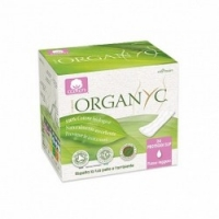 Organyc - Прокладки на каждый день в индивидуальной упаковке, 24 шт
