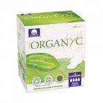 Фото Organyc - Прокладки с крылышками Ночные, ультратонкие, 10 шт