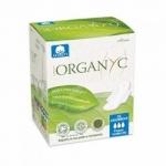 Фото Organyc - Прокладки с крылышками Нормал, ультратонкие, 10 шт