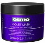 Фото Osmo-Renbow Silverising Violet Mask - Маска для волос Жидкое серебро, 300 мл