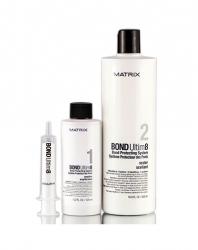 Фото Matrix Bond Ultim8 - Трэвел набор защита волос при окрашивании и после,