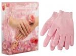 Фото Beauty Style Gezatone - Перчатки гелевые, увлажняющие с экстрактом розы, 1 пара