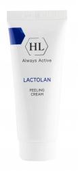 Фото Holy Land Lactolan Peeling Cream - Пилинг-крем, 70 мл