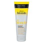 Фото John Frieda Sheer Blonde - Шампунь овсетляющий для натуральных, мелированных и окрашенных светлых волос 250 мл