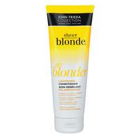 Купить John Frieda Sheer Blonde - Кондиционер осветляющий для натуральных, мелированных и окрашенных светлых волос 250 мл