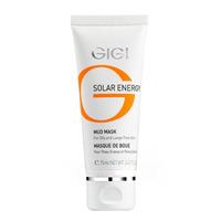 GIGI Cosmetic Labs Solar Energy Mud Mask For Oil Skin - Маска грязевая 75 мл