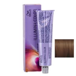 Wella Professionals Illumina Color - Стойкая крем-краска 5/7 Светло - коричневый коричневый 60 мл