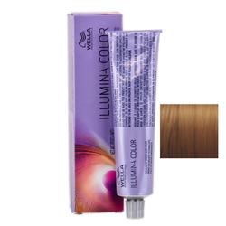 Wella Professionals Illumina Color - Стойкая крем-краска 7/3 Блонд золотистый 60 мл