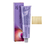 Wella Professionals Illumina Color - Стойкая крем-краска 10/ Яркий блонд 60 мл