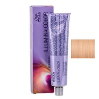 Wella Professionals Illumina Color - Стойкая крем-краска 9/43 Очень светлый блонд красно-золотистый 60 мл<br>