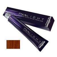L'Oreal Professionnel Dialight - Краска для волос Диалайт 7.40 Блондин глубокий медный 50 мл