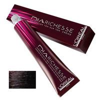 L'Oreal Professionnel Diarichesse - Краска для волос Диаришесс 6.12 Темный блондин пепельно-перламутровый 50 мл