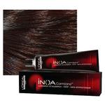 Фото L'Oreal Professionnel Inoa - Краска для волос Иноа Кармилан 4.62 60 мл