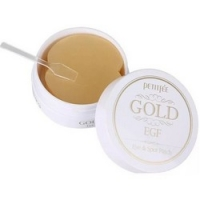 Купить Petitfee Gold EGF Eye Spot Patch - Патчи для глаз с золотом, 60 шт