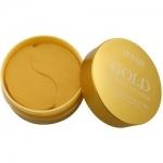 Фото Petitfee Gold Hydrogel Eye Patch - Патчи для глаз гидрогелевые с золотом, 60 шт