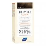Фото Phyto Color - Краска для волос Светлый золотистый шатен, оттенок  5.3, 1 шт