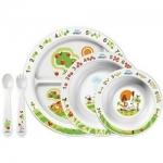 Фото Avent - Набор посуды для малыша от 6 месяцев