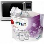 Фото Avent - Пакеты для стерилизации в микроволновой печи