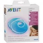Фото Avent - Термонакладки на грудь 2 в 1, 4 шт