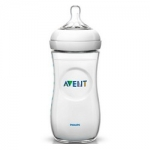 Фото Avent Natural - Бутылочка для кормления с 3 месяцев, 330 мл, 1 шт.
