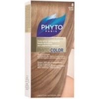 Phytosolba Phyto Color - Краска для волос, Светлый блонд 8<br>