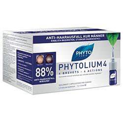 Phytosolba Treatments - Сыворотка против выпадения, 12*3,5мл