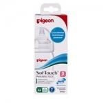 Фото Pigeon SofTouch - Бутылочка для кормления перистальтик плюс, 240 мл