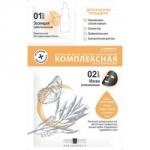 Фото Premium HomeWork - Маска комплексная для жирной кожи с маслом чайного дерева, 1 шт