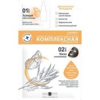 Купить Premium HomeWork - Маска комплексная для жирной кожи с маслом чайного дерева, 1 шт