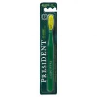 President Classic Medium - Зубная щетка, 1 шт