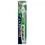 Фото President Teens 12+ - Зубная щетка, эффективная чистка зубов для подростков
