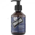 Фото Proraso Azur Lime Shampoing-Beard - Шампунь для бороды, 200  мл