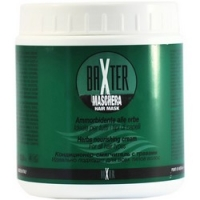 Punti Di Vista Baxter Hair Mask Herbs Nourishing Cream - Маска для волос питательная с травами, 1000 мл