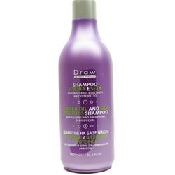 Фото Punti Di Vista Draw Jojoba Oil And Silk Proteins Shampoo - Шампунь на основе масла жожоба и протеинов шёлка, 1000 мл