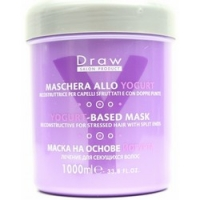 Купить Punti Di Vista Draw Yoghurt-Based Mask - Маска на основе йогурта для волос, 1000 мл