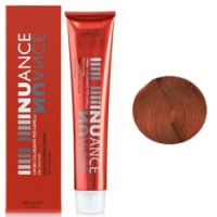 Punti Di Vista Nuance Hair Color Cream With Ceramide - Крем-краска для волос с керамидами, тон 7.3, 100 мл<br>