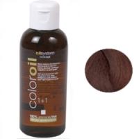Punti Di Vista Oil System Color - Краска на основе масла без аммиака, тон 6,9 темный блондин миндаль, 125 мл