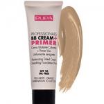 Фото Pupa BB Cream + Primer For Combination To Oily Skin - Тональный крем, тон 02 для жирной кожи средний тон кожи, 50 мл