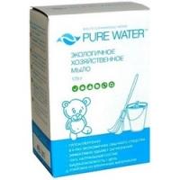 Pure Water - Мыло хозяйственное 175 г.