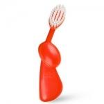 Фото Radius Toothbrush Kidz - Зубная щетка детская очень мягкая, оранжевая