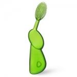 Фото Radius Toothbrush Original - Зубная щетка мягкая классическая для правшей, зеленая