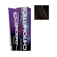 Купить Redken Chromatics - Краска для волос без аммиака 3.03-3NW натуральный-теплый, 60 мл