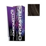 Фото Redken Chromatics - Краска для волос без аммиака 4.03-4NW натуральный-теплый, 60 мл
