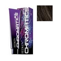Redken Chromatics - Краска для волос без аммиака 4.03-4NW натуральный-теплый, 60 мл