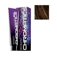 Redken Chromatics - Краска для волос без аммиака 4.3-4G золотистый, 60 мл