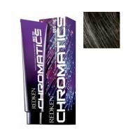 Redken Chromatics - Краска для волос без аммиака 5.1-5Ab пепельный-синий, 60 мл
