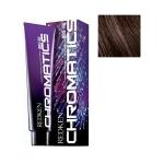 Фото Redken Chromatics - Краска для волос без аммиака 5.32-5GI золотой-мерцающий, 60 мл