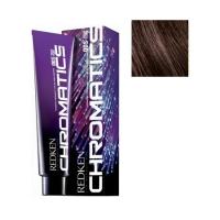 Redken Chromatics - Краска для волос без аммиака 5.32-5GI золотой-мерцающий, 60 мл